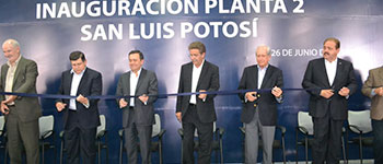 Launching of New Casting Plant for Automotive Components